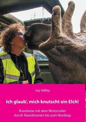 Ich glaub', mich knutscht ein Elch! von Kucher-Freudenthal,  Antje, Valley,  Joy