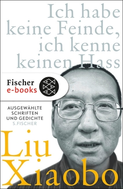 Ich habe keine Feinde, ich kenne keinen Hass von Betz,  Karin, Havel,  Václav, Hoffmann,  Hans Peter, Liu Xiaobo, Martin-Liao,  Tienchi, Xia,  Liu