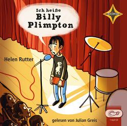 Ich heiße Billy Plimpton von Ahrens,  Henning, Greis,  Julian, Kehn,  Regina, Rutter,  Helen