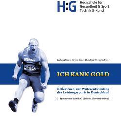 Ich Kann Gold von Krug,  Jürgen, Werner,  Christian, Zinner,  Jochen