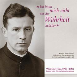 Ich kann mich nicht vor der Wahrheit drücken von Nilles,  Werner