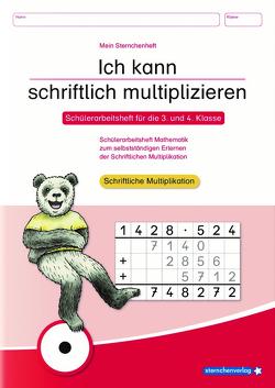 Ich kann schriftlich multiplizieren von Langhans,  Katrin