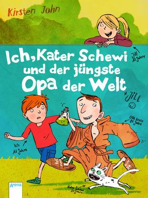 Ich, Kater Schewi und der jüngste Opa der Welt von John,  Kirsten, Schüttler,  Kai