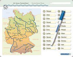 Ich kenne Deutschland – Deutschlands Flüsse von Langhans,  Katrin