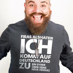 Ich komm auf Deutschland zu von Alshater,  Firas, Schumann,  Kai