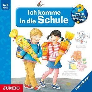 Ich komme in die Schule von Rübel,  Doris