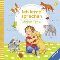 Ich lerne sprechen: Meine Tiere von Nahrgang,  Frauke, Paule,  Irmgard