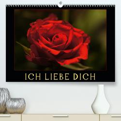 Ich liebe Dich (Premium, hochwertiger DIN A2 Wandkalender 2020, Kunstdruck in Hochglanz) von Kaden,  Cathrin