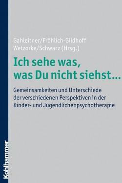 Ich sehe was, was Du nicht siehst … von Fröhlich-Gildhoff,  Klaus, Gahleitner,  Silke Birgitta, Schwarz,  Marion, Wetzorke,  Friederike