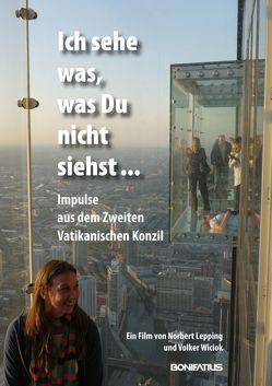 Ich sehe was, was Du nicht siehst … (DVD) von Lepping,  Norbert, Wiciok,  Volker