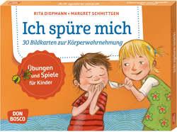 Ich spüre mich von Diepmann,  Rita, Goossens,  Anja, Schmittgen,  Margret