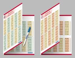 Ich übe alle Additionsaufgaben und Subtraktionsaufgaben im Zahlenraum bis 20 mit Stift von Langhans,  Katrin