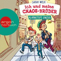 Ich und meine Chaos-Brüder – Alarmstufe Umzug von Herbst,  Christoph Maria, Knorre,  Alexander von, Welk,  Sarah