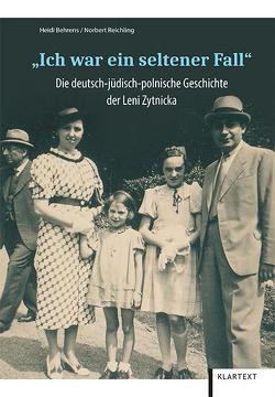"""""""Ich war ein seltener Fall"""" von Behrens,  Heidi, Reichling,  Norbert"""