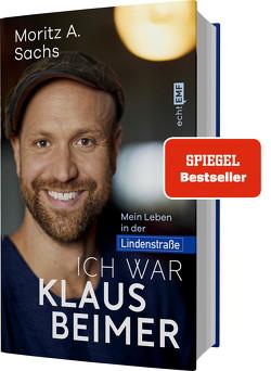 Ich war Klaus Beimer von Sachs,  Moritz A.