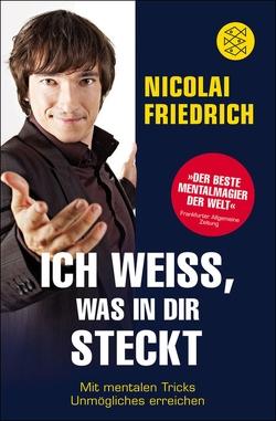 Ich weiß, was in dir steckt von Friedrich,  Nicolai