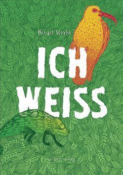 Ich weiß von Weyhe,  Birgit