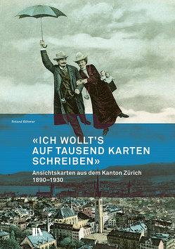 «Ich wollt's auf tausend Karten schreiben» von Böhmer,  Roland, Hesse,  Jochen