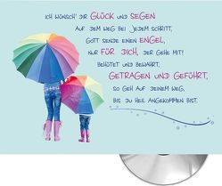 Ich wünsch dir Glück und Segen – CD-Card von Bräuning,  Heiko