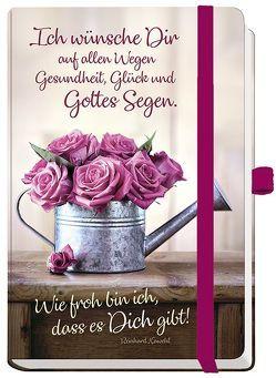 Ich wünsche dir auf allen Wegen Gesundheit, … von Kawohl,  Reinhard
