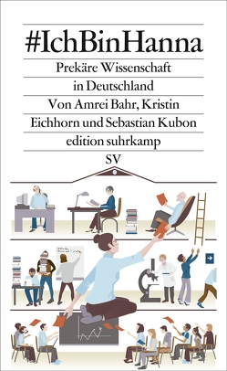 #IchBinHanna von Bahr,  Amrei, Eichhorn,  Kristin, Kubon,  Sebastian