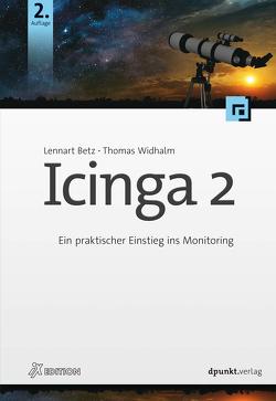 Icinga 2 von Betz,  Lennart, Widhalm,  Thomas
