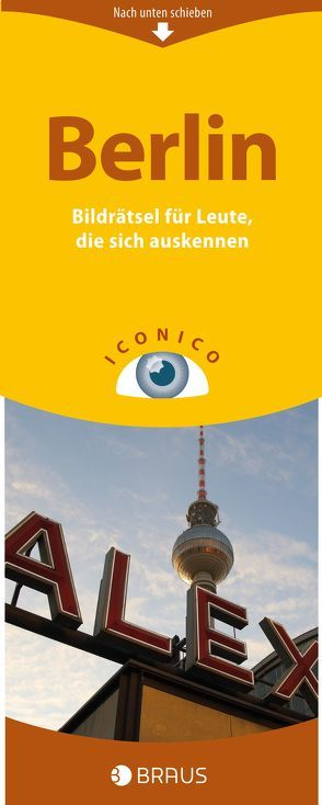 ICONICO Berlin, VE 1 = 5 Ex. von Delius,  Peter, Marx,  Christoph