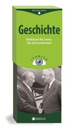 ICONICO Geschichte von Delius,  Peter, Marx,  Christoph