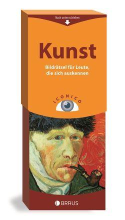 ICONICO Kunst von Delius,  Peter, Vierck,  Alke