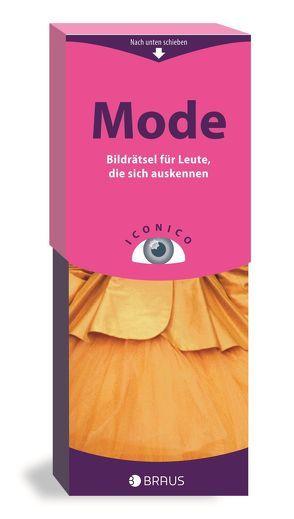 iconico Mode, VE1= 5 Ex. von Delius,  Peter, Kaiser,  Alfons, Wiebking,  Jennifer