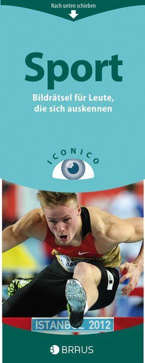 ICONICO Sport, VE 1 = 5 Ex. von Delius,  Peter, Marx,  Christoph