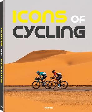 Icons of Cycling, Deutsche Ausgabe