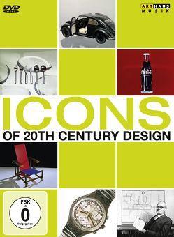 Icons of the 20th Century von Moritz,  Reiner E