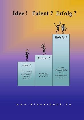 Idee! Patent? Erfolg? von Beck,  Klaus