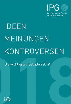 Ideen, Meinungen, Kontroversen von Alpen,  Hannes, Bröning,  Michael, Detsch,  Claudia, Itzek,  Joanna