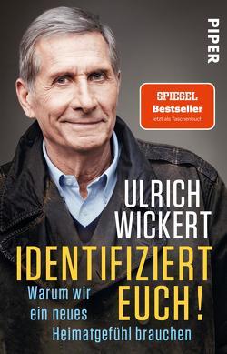 Identifiziert euch! von Wickert,  Ulrich