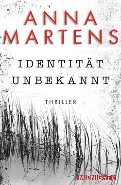 Identität unbekannt von Martens,  Anna