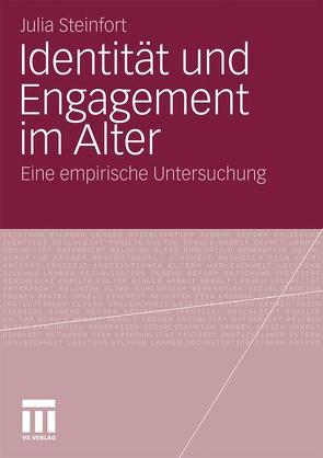 Identität und Engagement im Alter von Steinfort,  Julia