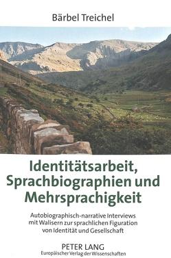 Identitätsarbeit, Sprachbiographien und Mehrsprachigkeit von Treichel,  Bärbel