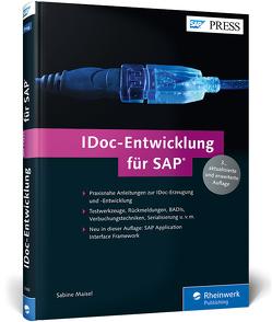 IDoc-Entwicklung für SAP von Maisel,  Sabine