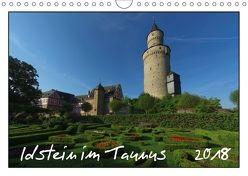 Idstein im Taunus (Wandkalender 2018 DIN A4 quer) von Wolf,  Gerald