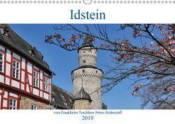 Idstein vom Frankfurter Taxifahrer Petrus Bodenstaff (Wandkalender 2019 DIN A3 quer) von Bodenstaff,  Petrus