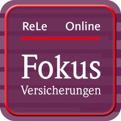 IDW Rechnungslegung Online – Fokus Versicherungen von IDW Verlag