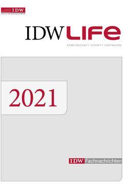 IDWLife, Einbanddecke 2021