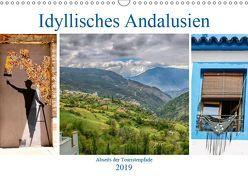 Idyllisches Andalusien (Wandkalender 2019 DIN A3 quer) von Dürr,  Brigitte
