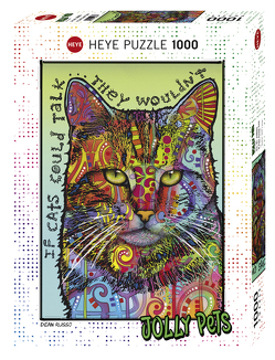 If Cats Could Talk Puzzle von Russo,  Dean