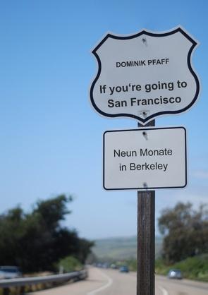 If you're going to San Francisco von Pfaff,  Dominik