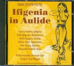 Ifigenia in Aulide von Pleyel,  Ignaz Joseph