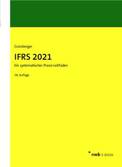 IFRS 2021 von Grünberger,  David