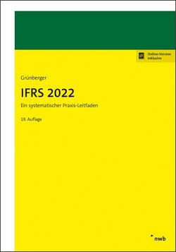 IFRS 2022 von Grünberger,  David